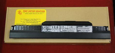 Batre Asus A43 A43e A43u A43s A53 K43 K43s K53 A32 K53 Asli jual baterai original asus a43 a43e a43u a43s a53 k43 k43s
