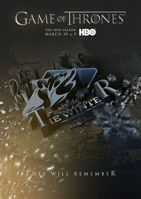 cuarta temporada juego de tronos 191 quieres un poco de juego de tronos 161 atento al metraje
