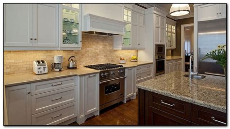 kitchen backsplash ideas white cabinets what to do to prepare your kitchen design home and
