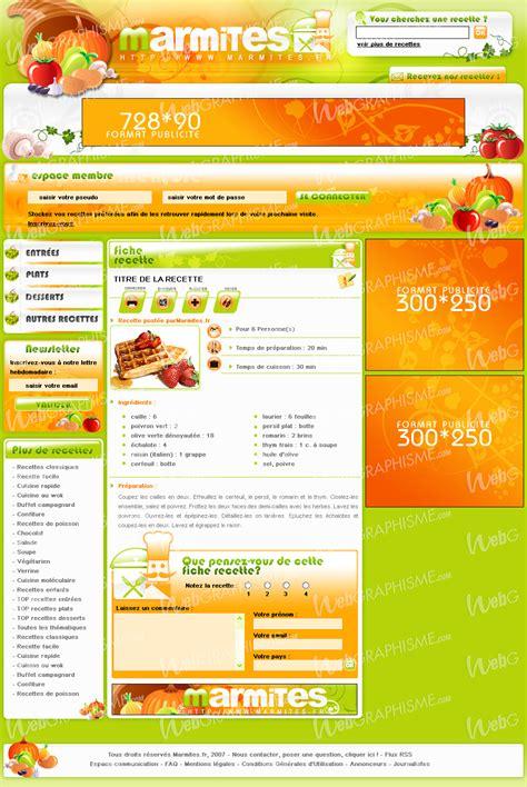 site de recettes cuisine modele recette de cuisine fx58 jornalagora