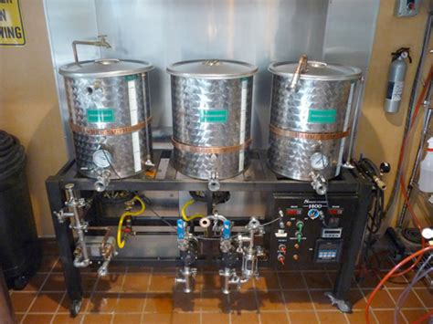 home brewing systems plans chris bowen s hammersmith brewery and alehouse american