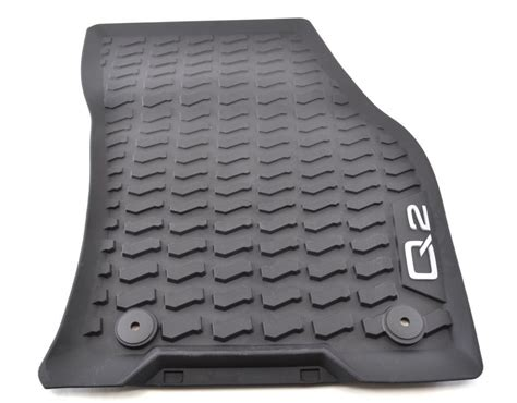 audi q2 rubber boot liner crewe audi genuine q2 accessories audi q2 forums