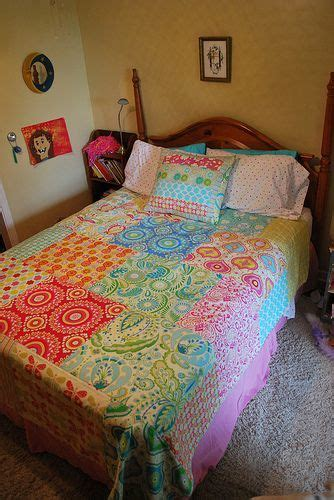 kumari garden quarter quilt simple and use a