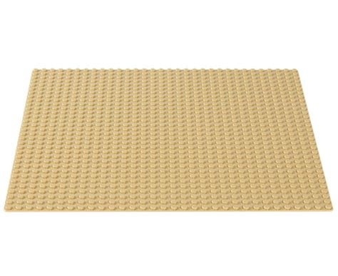 Lego Classic 10699 Sand Baseplate sand baseplate 10699 classic lego shop