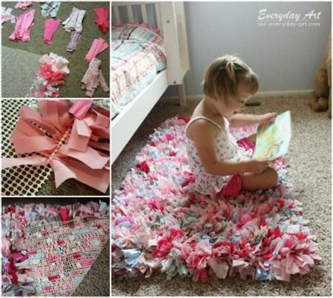 How To Make Handmade Rag Rugs - how to make a handmade rag rug pictures photos and