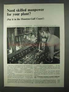 houston lighting power company 1966 houston lighting power company ad manpower