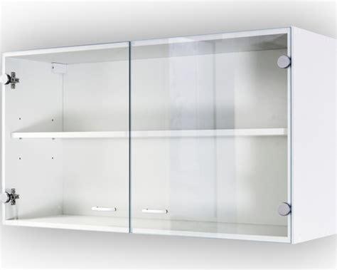 wandschrank 100 cm glas h 228 ngeschrank centa salina breite 100 cm wei 223 bei