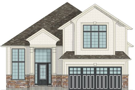 raised bungalow floor plans canada thefloors co