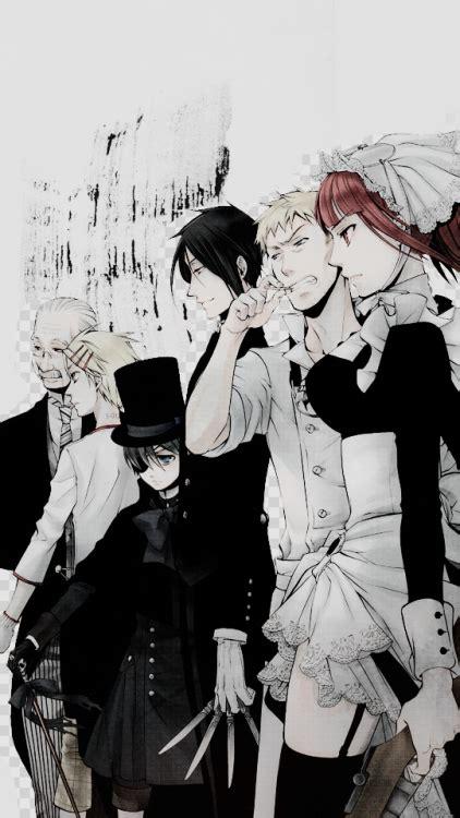 kuroshitsuji wallpaper tumblr black butler wallpaper tumblr