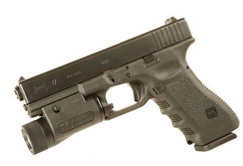 Glock 17 Light deactivated glock 17