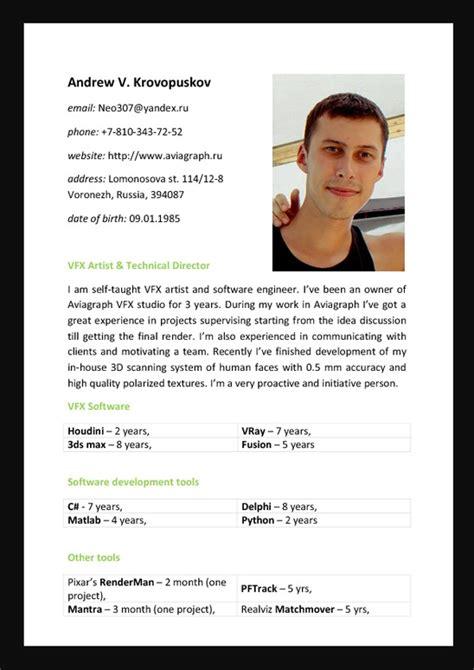 Sample Resume For High School Senior