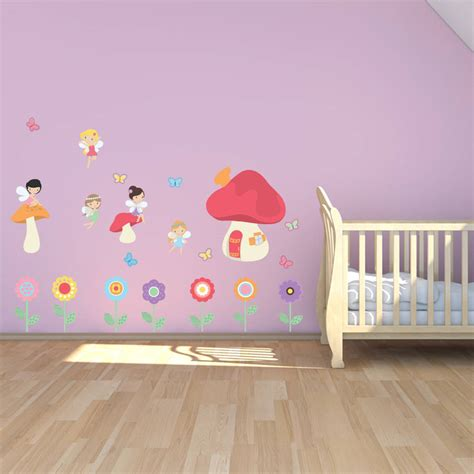 Garden Wall Sticker garden children s wall stickers by parkins interiors