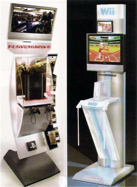 discord kiosk nintendo wii retail kiosk unveiled infendo nintendo