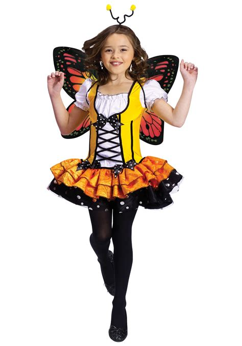Child Butterfly Princess Costume Princess Butterfly Costume