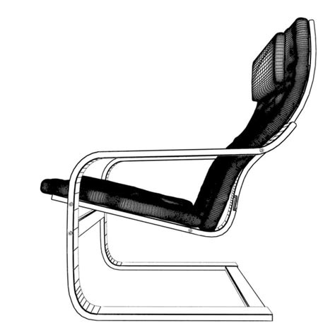 ikea poang armchair review 3d model ikea poang armchair chair