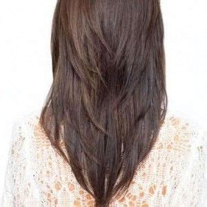 rounded back hair cut layered haircuts for long hair back view layered