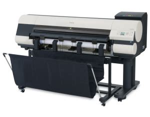 Canon Plotter Ipf825 5 Color large document solutions inkjet cad technical plotters