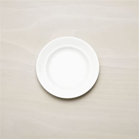 white pearl bread  butter plate reviews crate