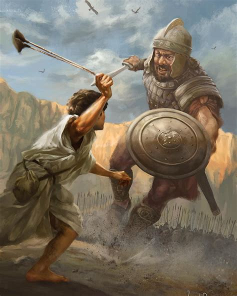images of david and goliath david and goliath paintings www pixshark