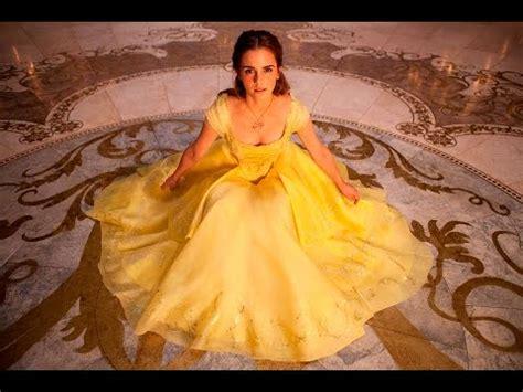 emma watson yellow dress emma watson finally wore the yellow dress youtube