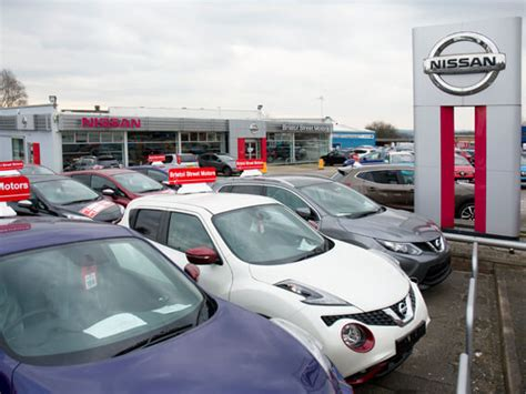 nissan ilkeston nissan dealers  ilkeston bristol street