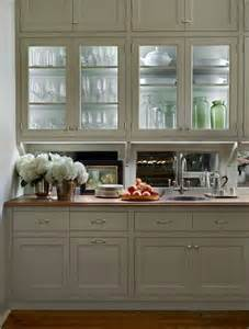 Kitchen Window Backsplash butler pantry with mirrored backsplash traditional kitchen