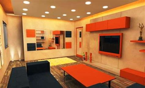 design interior warna cat rumah ツ kombinasi warna cat rumah orange tak depan minimalis