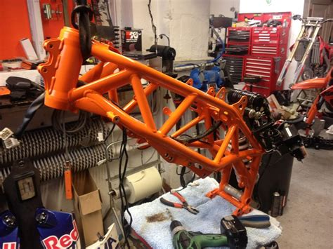 Ktm 690 Frame 690 Rally Replica Questions Page 32 Adventure Rider