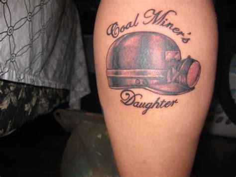 coal miner tattoos coal miner s