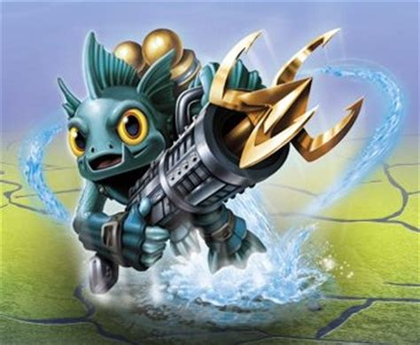 Kaos Fear No Fish image series 2 gill grunt promo jpg the spyro wiki