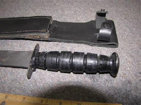 ontario 498 marine combat knife antiques and museum umk 0004 current issue