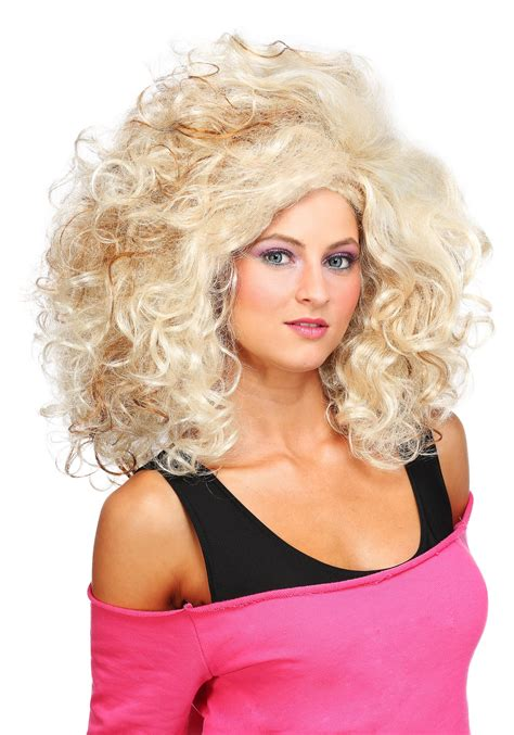 80s Wig by 80s S Wig