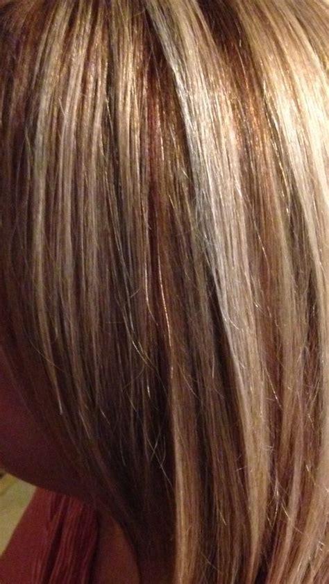 photos of hair colour foils three color hair foils sara s hair creations pinterest