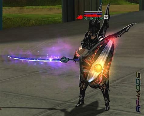 demure shield  rising force