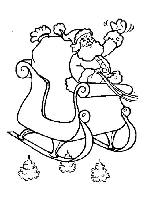 simple santa coloring page the gallery for gt simple santa face coloring pages