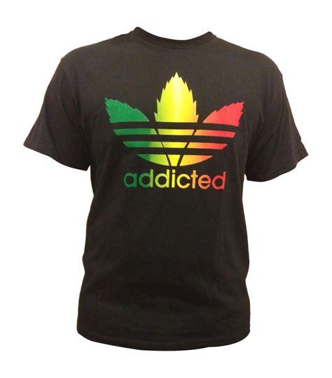 The Addicted T Shirt Logo White t shirts addicted black sizes s xxxl ebay