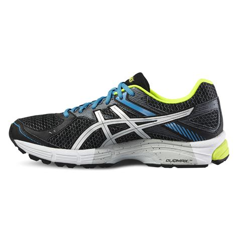 supportive athletic shoes asics gel innovate 7 mens black support running sports