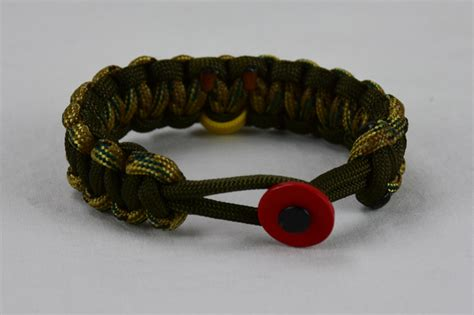 paracord od green od green mulitcam camouflage od green support paracord bracelet unity band w button