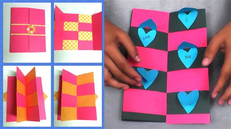 Usda Gift Letter how to make creative envelopes at home ftempo