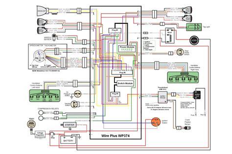 big chopper wiring diagram simple big free engine