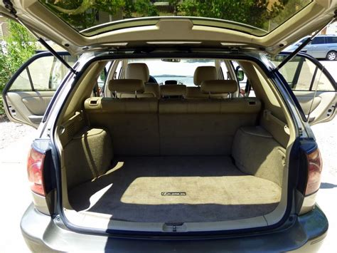2000 Lexus Rx300 Interior 1999 Lexus Rx 300 Image 8