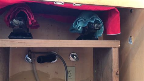 install  cast iron kitchen sink youtube