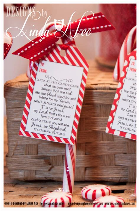 legend   candy cane gift tag card  witnessing