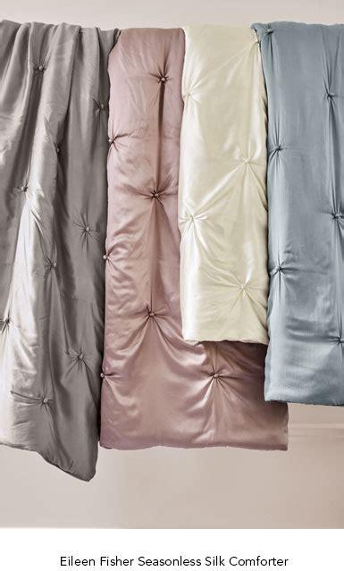 eileen fisher seasonless silk comforter eileen fisher bedding sheets quilts garnet hill