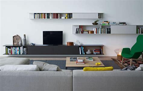 Wall Shelf Design Skip System Wall Storage Systems From Poliform Architonic