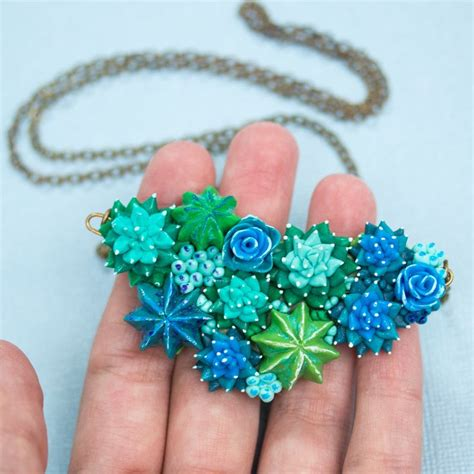 best clay for jewelry 234 best polymer clay jewelry necklaces images on