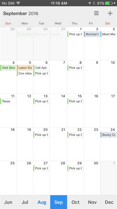 Best Calendar For Iphone The Best Calendar Apps For Iphone And Macworld