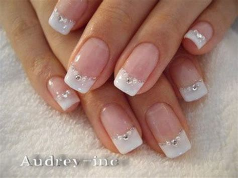 How To Decorate Your Home For Thanksgiving by 12 Gel French Tip Glitter Nail Art Designs Amp Ideas 2016