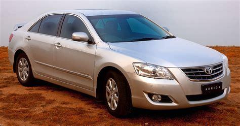 Toyota Aution Toyota Aurion