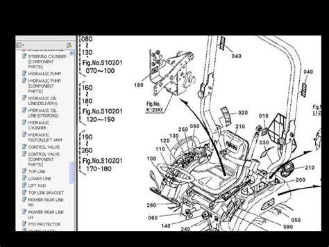 kubota b21 service manual pdf wiring diagrams wiring